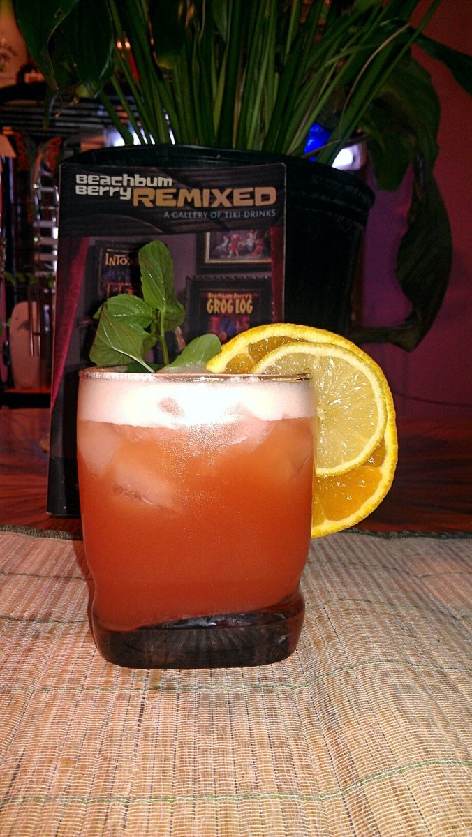 Remixed Recipes: Jungle Bird