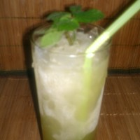 Sipping the Chartreuse Swizzle