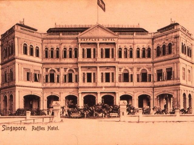 RafflesHotel