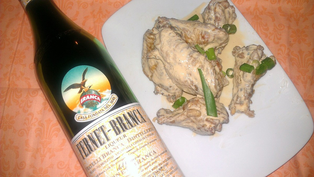 Kahuna Cooking: Fernet Wings